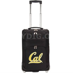 NCAA Denco 21-Inch Carry On Luggage -  California Golden Bears