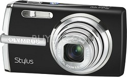 Stylus 1010 10.1MP 7x Zoom Digital Camera (Black) - REFURBISHED