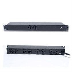 10-Outlet 20A Power Distribution Units - OES1020HVL