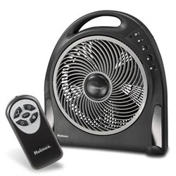 Holmes Power Floor Fan Blk