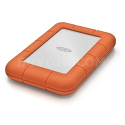 Rugged Mini USB 3.0 / USB 2.0 1TB External Hard Drive - LAC301558