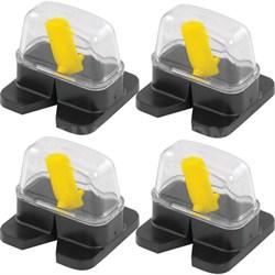 Magnetic Basic Stud Finder SSI47-400 - 4 Pack