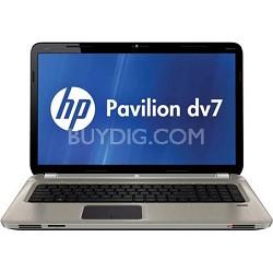 """Pavilion 17.3"""" DV7-6165US Entertainment Notebook PC - AMD Quad-Core A8-3500M"""