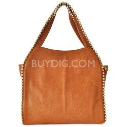 Grayson Shoulder Bag - Tan