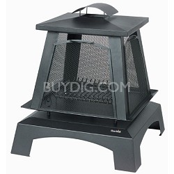 Trentino Outdoor Fireplace