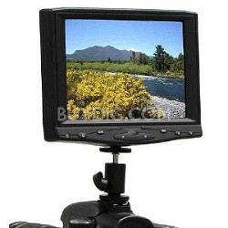 "Portable 7"" HDMI TFT Camera-top Field LCD Monitor for Canon LP-E6"