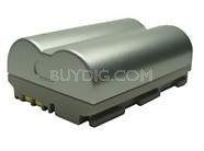 1250 mAh Battery BP-511/BP-512 for Canon Digital Cameras and Camcorders