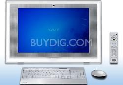 """VAIO VGCLT38E 22"""" All in one PC"""