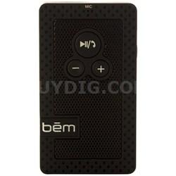 Hands Free Visor Speakerphone and Bluetooth Speaker - OPEN BOX