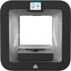 Cube 3D Printer Base - Grey