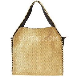 Grayson Shoulder Bag - Silk Linen