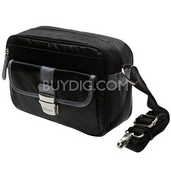 1 Series Deluxe Digital Camera Case (Black) for J1, J2, J3, S1, V1, V2, AW1