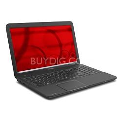 "Satellite 15.6"" C855-S5233 Notebook PC - Intel Celeron Processor B820"