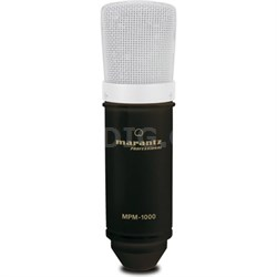 Studio Series MPM-1000 18mm Large Diaphragm Condenser Microphone