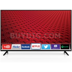 E50-C1 - 50-Inch 1080p 120Hz Smart LED HDTV - OPEN BOX