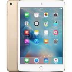 iPad Mini 4 16GB Wi-Fi Gold - MK6L2LL/A