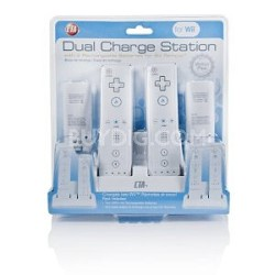 Nintendo Wii Dual Charge Station