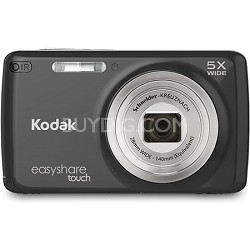 """EasyShare M577 Touch 14MP 3.0"""" Touch Screen Black Digital Camera"""