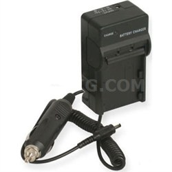 Rapid Battery Charger for Panasonic BCK7 - 800mah