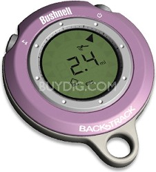 BackTrack GPS Navigation System (Pink) 36-0052