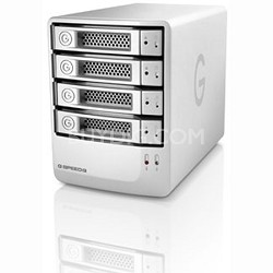 G-SPEED Q 8TB USB 3.0 (Silver) - 0G02836