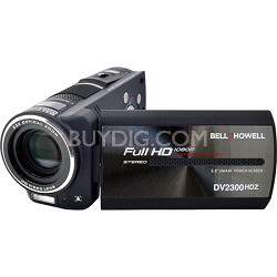 Showtime 1080p Full HD Digital Camera with 23xOptical Zoom - DV2300HDZ(GER)