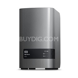 My Book Duo 4TB dual-drive, high-speed premium RAID storage