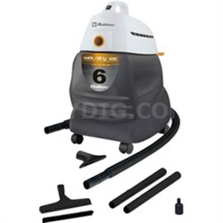 WD650 Wet Dry Canister Vacuum - 00-5406-4