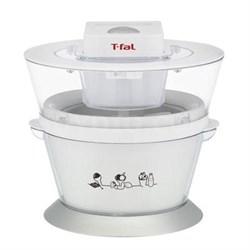 1 Quart Ice Cream Maker in White - IG400051