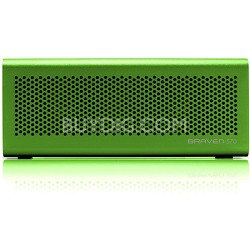 570 Portable Bluetooth Speaker, Speakerphone, and Charger (Green) BZ570EBP