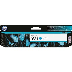 971 Ink Cartridge - Cyan - Inkjet - 2500 Page