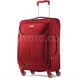 "LIFTwo 21"" Spinner Luggage (Red)"