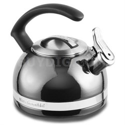 2.0-Quart Kettle with C Handle and Trim Band in Pyrite - KTEN20CBPR