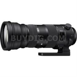 150-600mm F5-6.3 DG OS HSM Telephoto Zoom Lens (Sports) for Nikon F Cameras