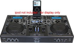 dMIX-600 DJ Mixer - OPEN BOX
