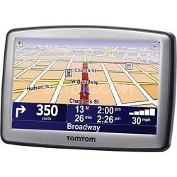 XL-330 4.3-Inch Widescreen Portable GPS Navigator - REFURBISHED