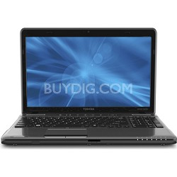 "Satellite 15.6"" P755-S5395 Notebook PC - Intel Core i7-2670QM Processor"