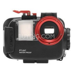 PT-047 Underwater Housing for the Stylus Tough 6000 Camera
