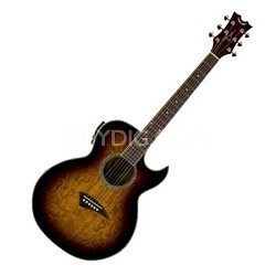PE FQA TBZ Performer Quilt Ash A/E - TBZ w/Aphex Electric-Acoustic Guitar