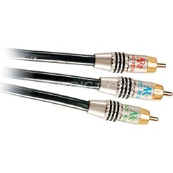 PR191N 6 FT Component Video Cable