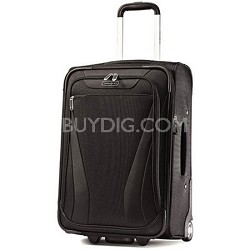 Aspire Gr8 21 Exp. Upright Suitcase - Black