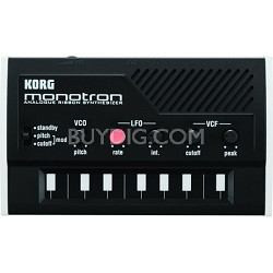 MONOTRON 16-Key Synthesizer