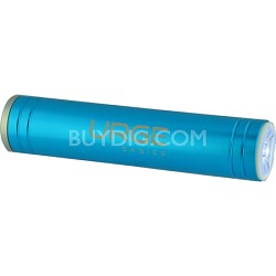 Flash Tube Pro 2600mAh with Flashlight (Blue)