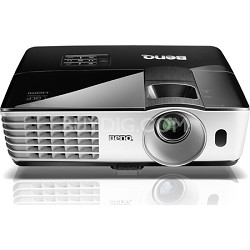 BenQ MW621ST WXGA 3000 ANSI Lumens Short Throw 3D DLP Projector