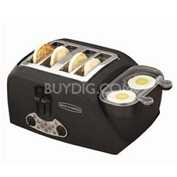 TEM4500 - 4-Slot Egg-and-Muffin Toaster