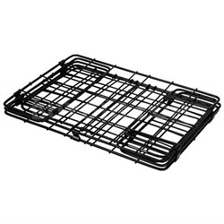 582 Folding Rear Mounted Bike Basket - 582BL - OPEN BOX