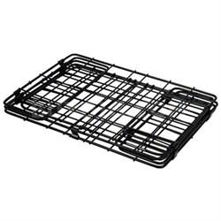 582 Folding Rear Mounted Bike Basket - 582BL - OPEN BOX