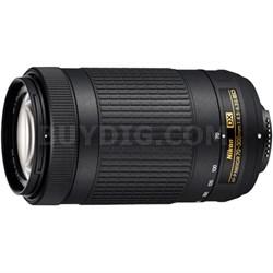 AF-P DX NIKKOR 70-300mm f/4.5-6.3G ED Lens - OPEN BOX
