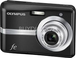 "FE-25 10MP 2.4"" LCD Digital Camera (Black) - REFURBISHED"
