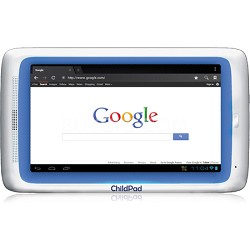 "Child Pad 4GB 7"" Internet Tablet with Android 4.0 ICS,1.2 Ghz Processor"